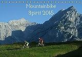Mountainbike Spirit 2015 (Tischkalender 2015 DIN A5 quer): Ein Fotokalender mit 13 faszinierenden Radsportmotiven in den Alpen (Tischkalender, 14 Seiten)