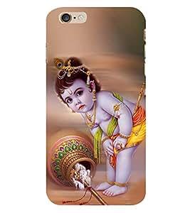 Lord krishna Designer Back Case Cover for Apple iPhone 5C