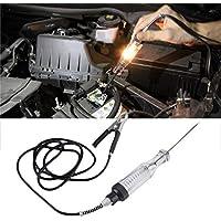 SeniorMar Auto Car Voltage Tester Prueba Eléctrica Pen Pencil Coche de La Motocicleta Circuito de Detección de Detección de Herramientas de Reparación Medidor de Voltaje 6 V-24 V