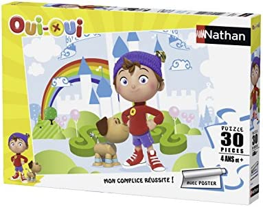 Nathan - 86347 - Puzzle - Oui-Oui 2 - - - 30 pièces 436173