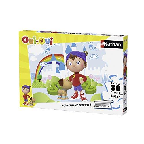 Nathan - 86347 - Puzzle - Oui-Oui 2 - 30 pièces