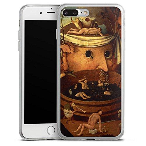 Apple iPhone 8 Plus Slim Case Silikon Hülle Schutzhülle Tondals Vision Kunst Art Silikon Slim Case transparent