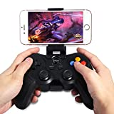 Android kabelloses Gamepad - iPega 9078 Drahtloser Bluetooth Spiel-Steuerpult Joystick Wireless Controller für Smartphone, TV Box, Tablet, Samsung, Google HTC Sony Huawei, Gear VR Headset, Windows PC