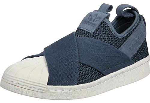 adidas Superstar Slip On W Schuhe Blau