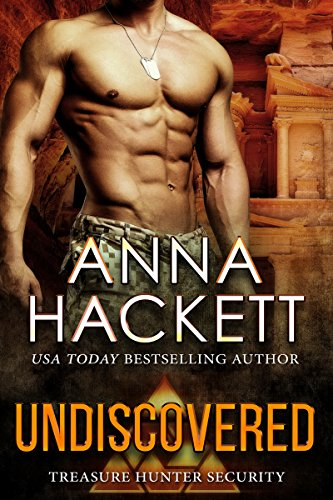 Undiscovered (Treasure Hunter Security Book 1) (English Edition)