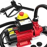 Deuba Pompe Diesel avec accessoires 230V600W