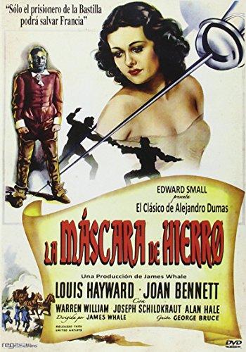 Der Mann mit der eisernen Maske (The Man in the Iron Mask, Spanien Import, siehe Details für Sprachen)