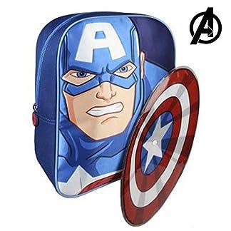 Avengers CD-21-2250 2018 Mochila Infantil, 40 cm