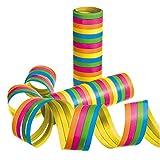 Susy Card 40012308, serpentinas de varios colores, paquete de 3