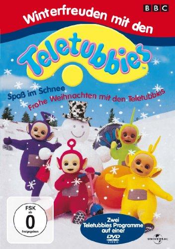(Teletubbies - Winterfreuden mit den Teletubbies)