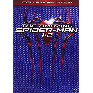 The Amazing Spider-Man 1-2 [2 DVDs] [IT Import]