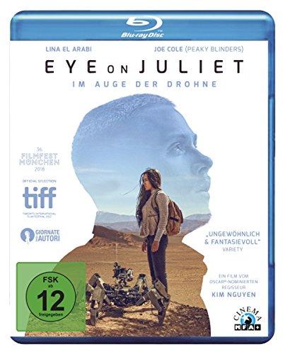 Bild von Eye on Juliet - Im Auge der Drohne [Blu-ray]