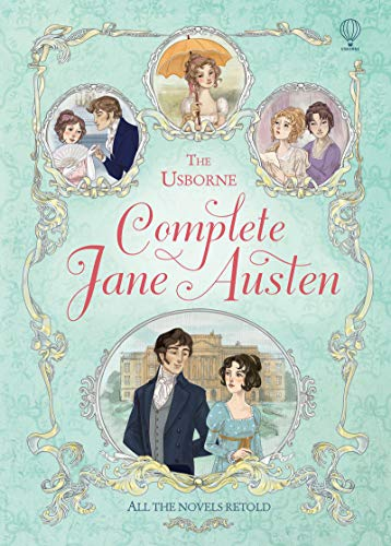 Complete Jane Austen par Anna Milbourne