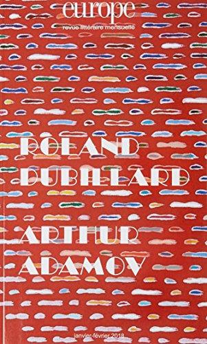Europe (Paris. 1923) n° 1065-1066<br /> Roland Dubillard