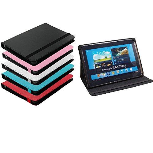 andyhandyshop Bookstyle Tablet PC Tasche für Blaupunkt Discovery 1000C Etui Hülle Case 10 Zoll