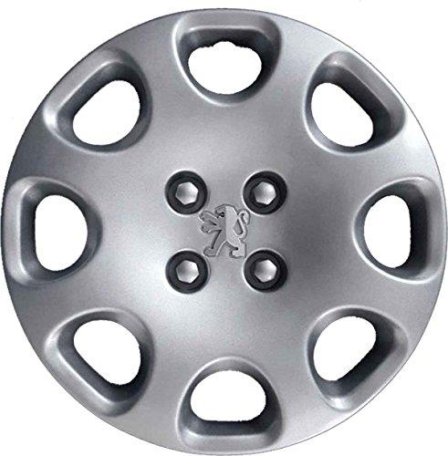 4x Enjoliveurs pour roues 15