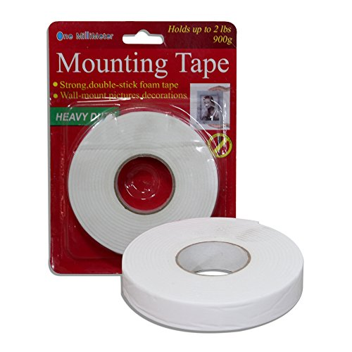 Art Street - Wall hanging Mounting Tape (Heavy Duty) 2 unit -...