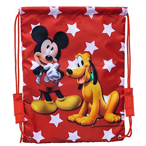 Imagen de disney mickey y pluto  saco, color rojo, 1.2 litros