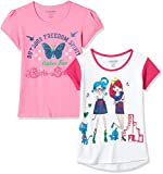 #4: Cherokee Girls' T-Shirt (Pack of 2)