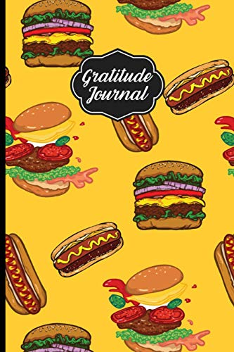 Gratitude Journal: Burgers and Dogs 6