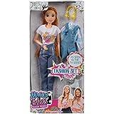 Simba 109273113 Maggie Fashion Doll con Cambio d'Abito
