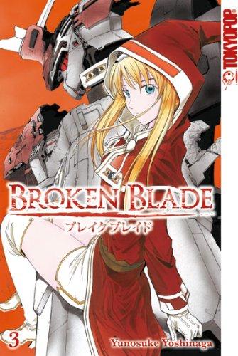Broken Blade 03: Rygart Arrow