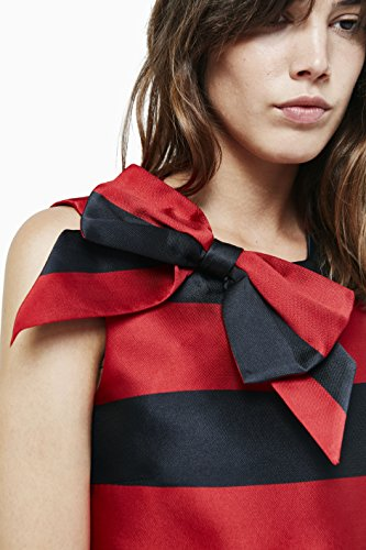 Etxart & Panno Damen Palace Top 021NEGRO-ROJO/RED-BLACK