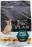 Purina Pro Plan Small & Mini Adult avec Optihealth Croquettes pour Chien Adulte 3 kg