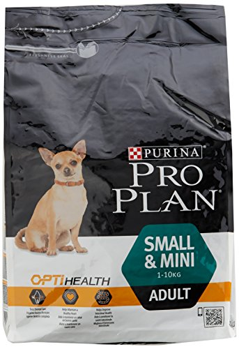 PURINA PRO PLAN Dog Small & Mini Adult with OPTIHEALTH Rich in Chicken Dry Food