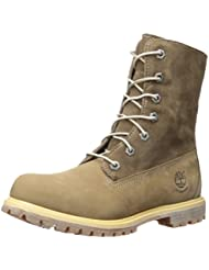 Timberland Authentics FTW_Teddy Fleece WP Fold Down Damen Stiefel