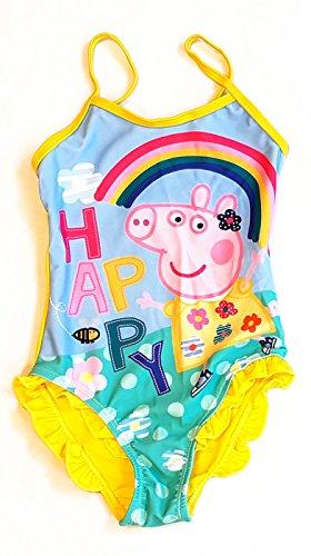 Peppa Pig Girl Swimwear (Peppa Badeanzüge Für Mädchen)