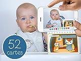 Best bébé Journaux - Cartes étapes bébé - 52 cartes photo souvenirs Review
