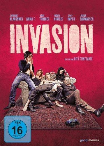 Invasion [ NON-USA FORMAT, PAL, Reg.0 Import - Germany ] by Burghart Klaußner
