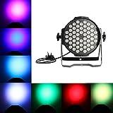 Shinning-Star 120W LED Scheinwerfer ,PAR Strahler, Discolicht,RGB Bühnenbeleuchtung,Atmosphäre Licht, Party Strahler