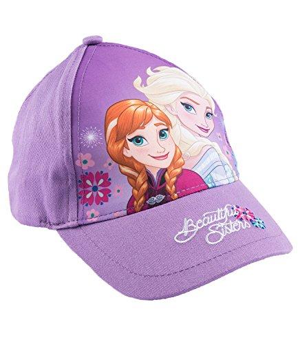 Disney La Reine des neiges Fille Casquette - pourpre pourpre