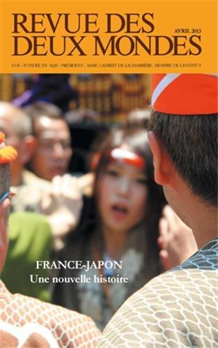 Revue des deux mondes avril 2013. Spécial Japon
