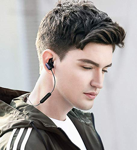 (Renewed) Just Launched: Mi Sports Bluetooth Wireless Earphones with Mic (Black) Image 7
