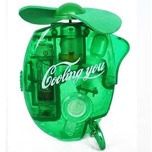 Bestofferbuy - Mini Climatiseur Ventilateur Portable Vaporisateur Brouillard Eau Vert