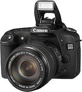 Canon EOS 30D SLR-Digitalkamera (8 Megapixel) inkl. EF-S 18-55