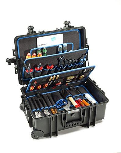B&W International Werkzeugkoffer JUMBO 117.19/P (Lieferung erfolgt ohne Werkzeug)