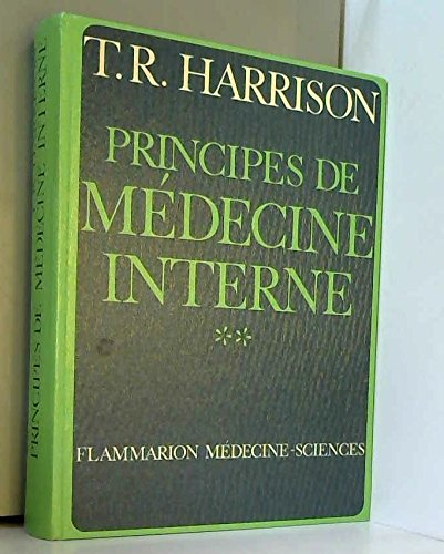 Principes de medecine interne
