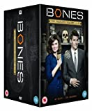 The Complete Bones DVD Collection: Series 1, 2, 3, 4, 5, 6, 7 and 8 (45 Discs) Boxset + Audio Commentary, Gag Reels, Deleted Scenes, Extended and Unaired Episodes and Featurettes by Emily Deschanel