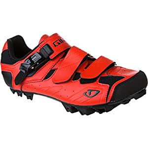 Giro Privateer Red Shoes