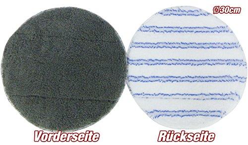 hps-double-disc-polier-und-reinigungspad-fr-parkettsteinmarmor-linol-vinyl-usw-30cm-erweitert-den-fl