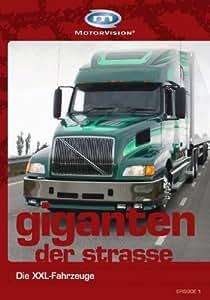 Motorvision: Giganten der Strasse Vol. 01 - XXL Fahrzeuge