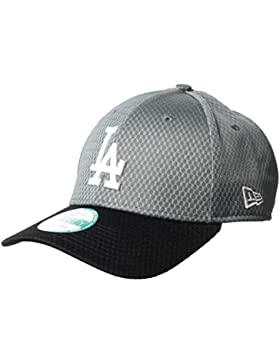 A NEW ERA Cap Light Weight Sport Malla Tech Pack Gris Gris, Negro Talla:OSFA