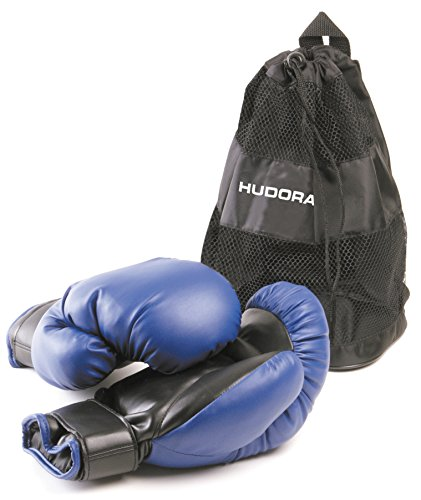 Hudora - Guantes de Boxeo para niños 8 oz