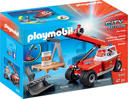 Playmobil- Elevador Juguete