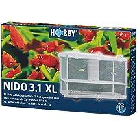 Hobby 61384 Nido 3.1 XL, Ablaichbehälter, 25 x 15 x 14.5 cm