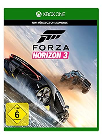 Forza Horizon 3 - Standard Edition [Xbox One] (Pc Games Rennspiele)